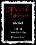 "2014 Naked Winery ""Naked"" Columbia Valley Merlot"