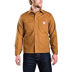 Chore Coat: Brown Duck