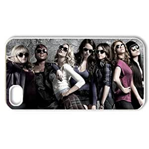 CTSLR Movie & Teleplay Series Protective Hard Case Cover for iPhone 4 & 4S - 1 Pack - Pitch Perfect - 2