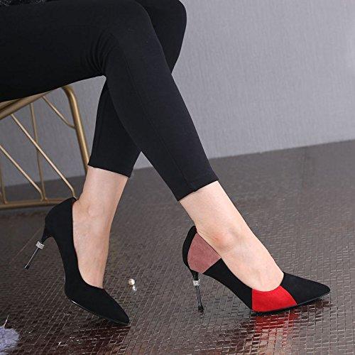 Zapatos Popular Tac De Americanos Zapatos Europeos Mujer Y GTVERNH De Uq6ItOPx