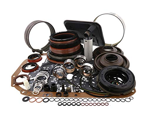 Chevy 4L80E Transmission Deluxe Alto Red Eagle High Performance Rebuild Kit ()