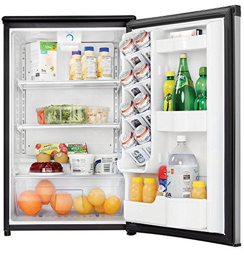 Danby DAR044A5BSLDD Compact Refrigerator, Spotless Steel Door, 4.4 Cubic Feet by Danby (Image #6)