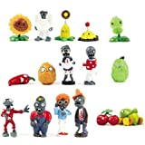Rebirth 16x Plants Vs Zombies Toys Series Game Role Figure Display Toy PVC
