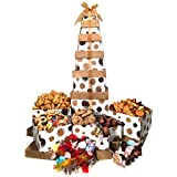 Thank You Gift Basket - Box Tower - 6 Tier