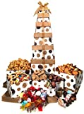 Gift Basket for Him - Box Tower - 6 Tier