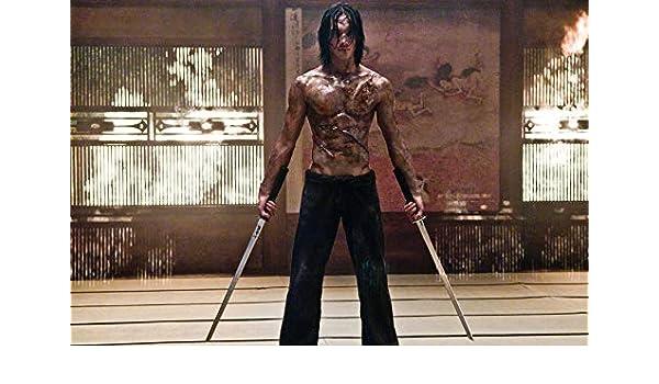 Amazon.com: Rain As Raizo in Ninja Assassin Movie 24x18 ...