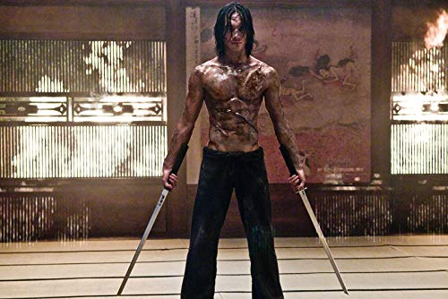 Amazon.com: Rain As Raizo in Ninja Assassin Movie 24x18 ...