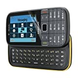 Samsung T379'Gravity TXT' Unlocked Cell Phone - Black/Yellow. (2G: GSM 850 / 900 / 1800 / 1900 )