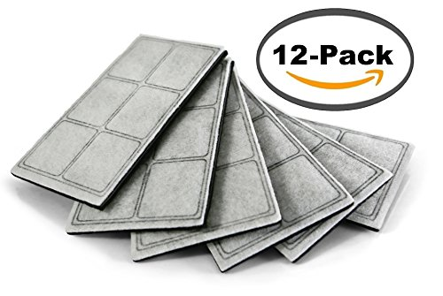 12-Pack of Drinkwell Platinum Compatible Premium Charcoal Water Filters - 12pk Bagged