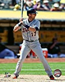 "Andrew Romine Detroit Tigers Action Photo (Size: 8"" x 10"")"