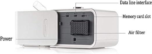 TX Ventilador De Hogar Automático para Dormir No Invasivo Tapón De ...