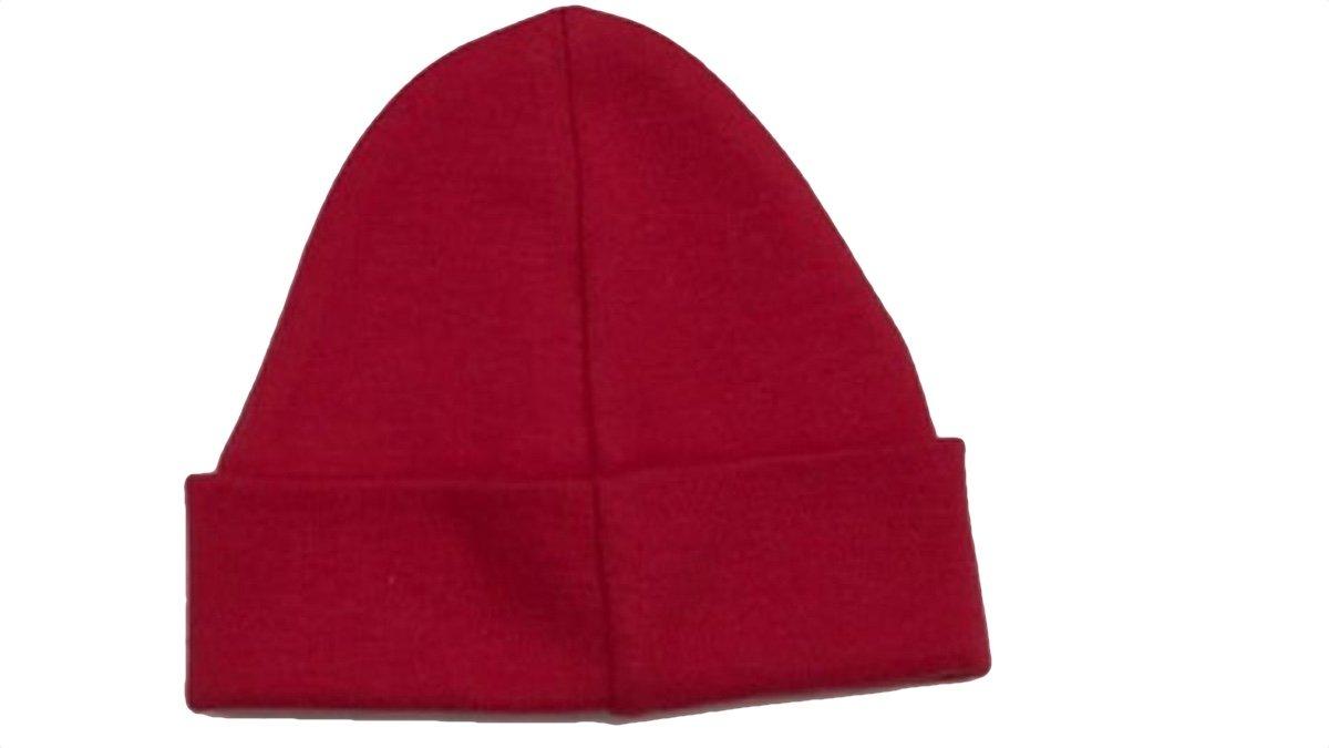 BabywearUK Knotted Baby Hats - Black - British Made