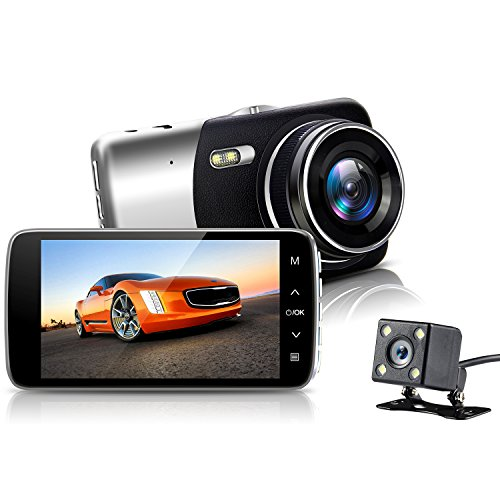 NEXGADGET Dashboard Camera G Sensor Parking