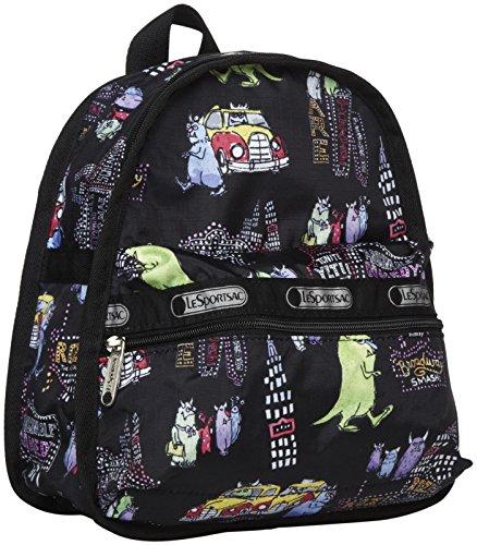 LeSportsac Mini Basic Backpack - Monsters Inc. by LeSportsac (Image #1)