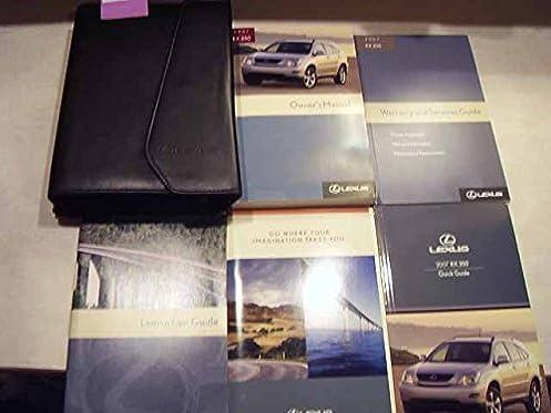 2007 lexus rx 350 owners manual lexus amazon com books rh amazon com 2009 RX 350 2007 lexus rx 350 owners manual