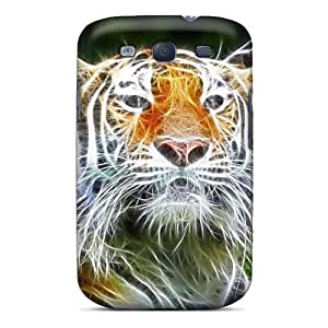 Galaxy S3 Case, Premium Protective Case With Awesome Look - Onlooker