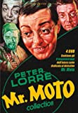 mr. moto collection (4 dvd) box set DVD Italian Import