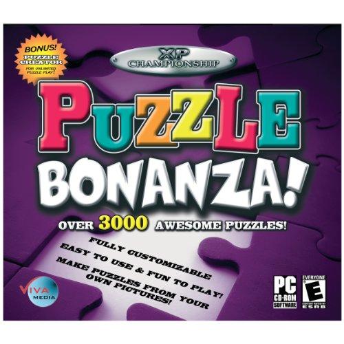 Price comparison product image Puzzle Bonanza!