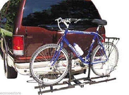 "Double Hitch Platform Rack 2 Bike Carrier Rack 2"" Receiver Mount Suv Trucks Bike Racks Generic"