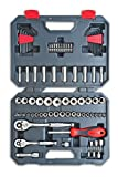 Best Cooper Tools Supply Drive Socket Sets - CTK84CMP Crescent 1/4-Inch and 3/8-Inch Drive 6 Review