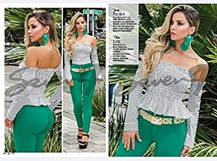 Amazon Com Made In Colombia Seven7 Jeans 100 Colombianos Push Up Jeans Ref 564 Sports Outdoors