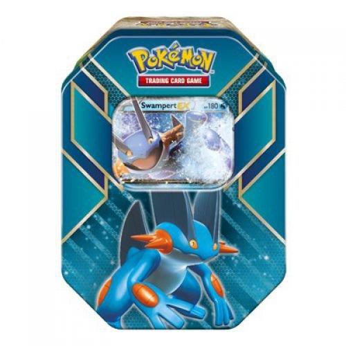 Pokémon – Spiele-Karten – pokébox – pokébox swampert EX (laggron EX) Englisch B010VOL1Y8 Packs & Sets Moderne und elegante Mode | Niedriger Preis und gute Qualität