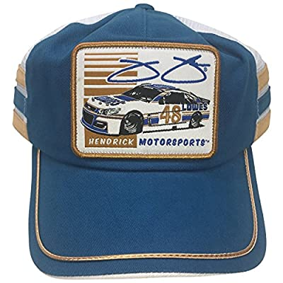 Jimmie Johnson #48 Classic Adjustable Hat from Checkered Flag