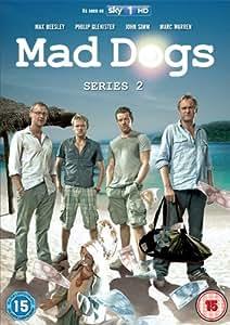 Mad Dogs - Series 2 [Reino Unido] [DVD]