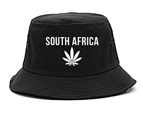 Amazon.com  Country of South Africa Weed Leaf Pot Marijuana Bucket ... 59c7df33022