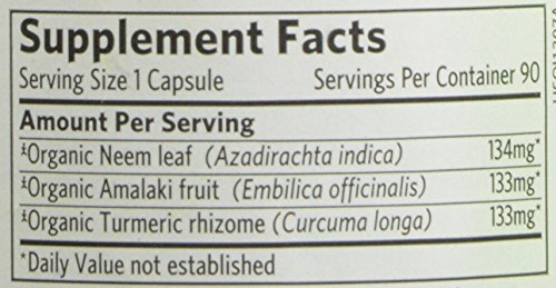 organic india skin renew 90 vegetarian capsules organic