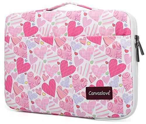 estuche bolso para notebook 14 pulg Canvaslove loving
