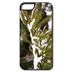 For SamSung Galaxy S4 Phone Case Cover Snow Tree For SamSung Galaxy S4 Phone Case Cover - White/black Hard Plastic