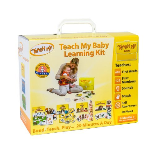 Teach My Baby Learning Kit Toy, Kids, Play, Children