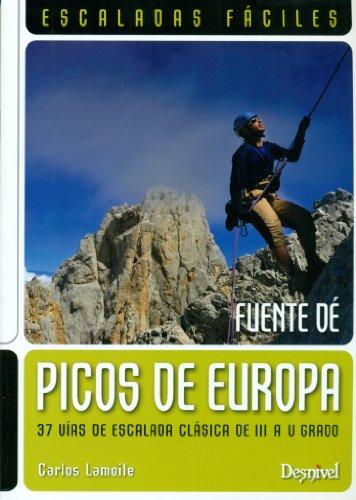 Descargar Libro Escaladas Fáciles En Los Picos De Europa Carlos Lamoile