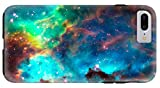 iPhone 8 Plus Case ''Cosmic Cradle 2 Star Cluster Ngc 2074'' by Pixels