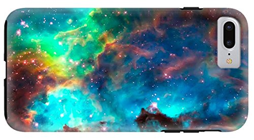 iPhone 8 Plus Case ''Cosmic Cradle 2 Star Cluster Ngc 2074'' by Pixels by Pixels