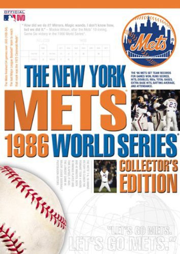 The New York Mets 1986 World Series Collector's Edition by MLB_Home Video