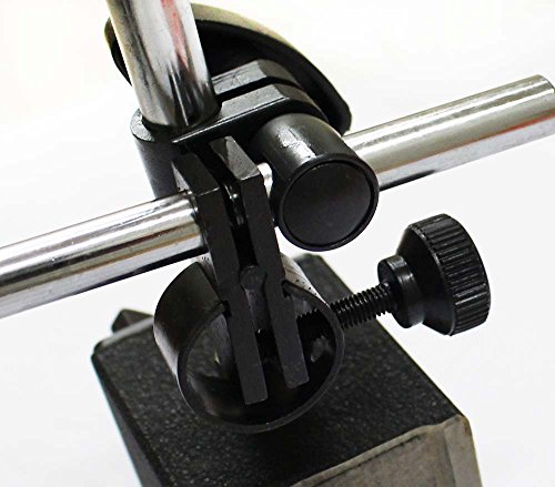 Magnetic Machine Base For Dial Indicator by ToolUSA (Image #1)