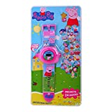 Peppa Pig Watch for Children watch with projector (Same Day Dispatch)