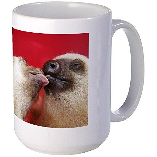 CafePress-Kissing-Sloths-Large-Mug-Coffee-Mug-Large-15-oz-White-Coffee-Cup