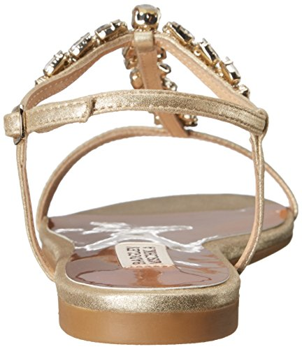 Badgley Mischka Divertir II de la mujer vestido sandalia Platino
