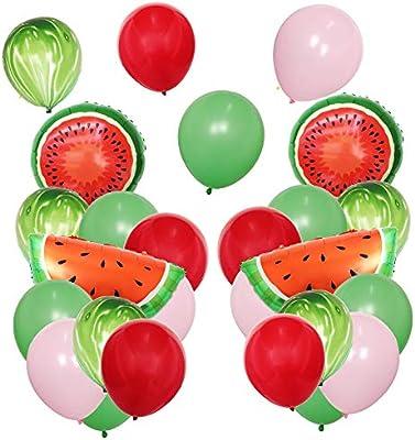Amazon.com: 24 globos de látex para decoración de fiesta de ...