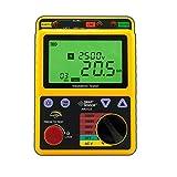250~2500V Digital High Voltage Insulation Resistance Tester Megohmmeter Voltage Tester Ohm Meter AR3123