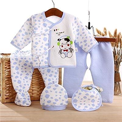 Bebé recién nacido algodón térmica ropa interior Set, ruirs Niza ...