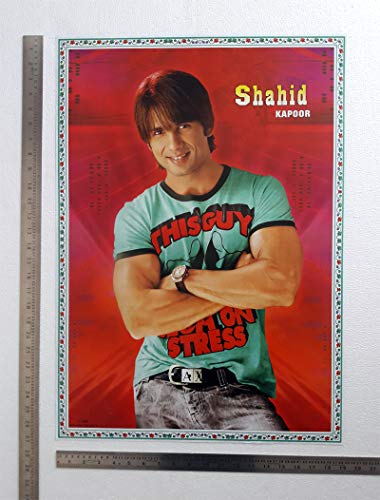 Shahid Kapoor Bollywood Poster 20x28 Inch