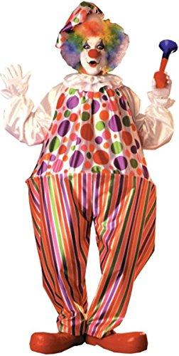 Morris Men's Harpo Hoop Clown Costume (Clown Hoop Pants)