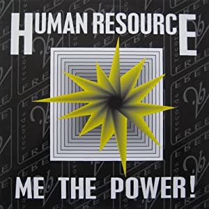 Me The Power - Human Resource 12""