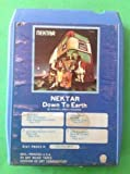 NEKTAR Down To Earth 8 Track Tape