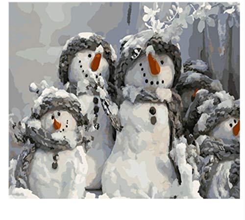 XIGZI DIY Malen Nach Zahlen Ölgemälde Wandbilder Wandbilder Wandbilder Home Decor Dekoration 40X50 cm,Mit Holzrahmen,C B07NWXN29W | Outlet Store Online  5bb427