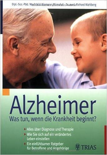 Alzheimer Was Tun Als Angehöriger